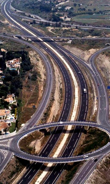 Autopista del Sol detalle