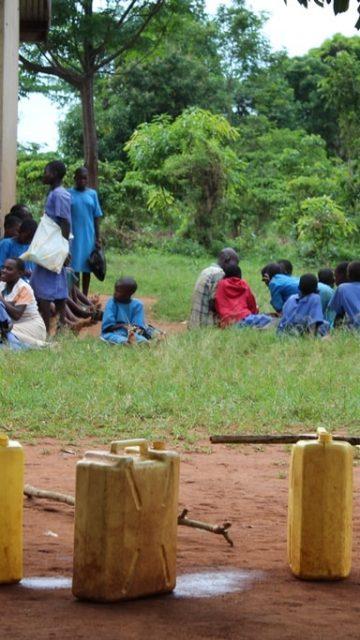 Buyende, Uganda