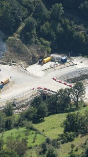 wildlife protection tunnel construction