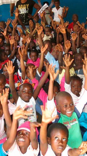 Apoyo a la infancia vulnerable