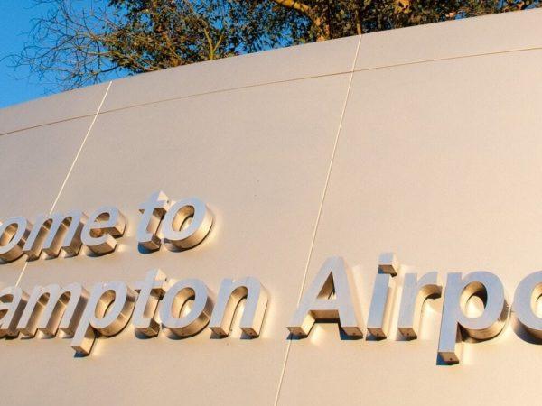 Aeropuerto de Southampton