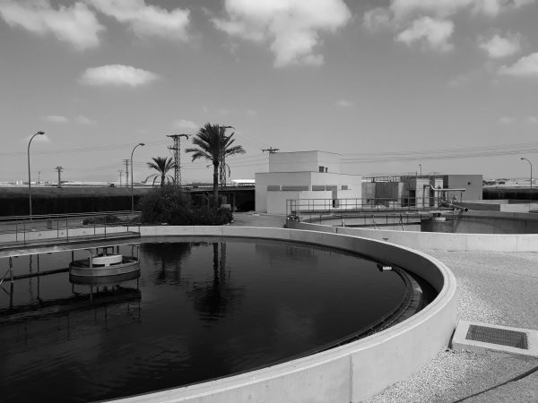 Wastewater treatment plant in Roldán, Lo Ferro, and Balsicas