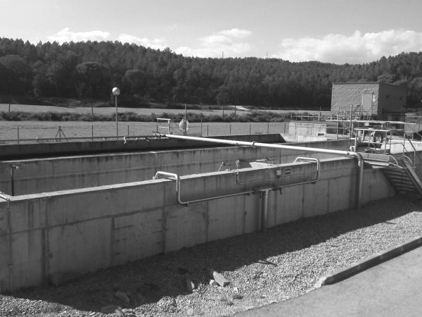 Wastewater treatment plant in Maçanet Residencial