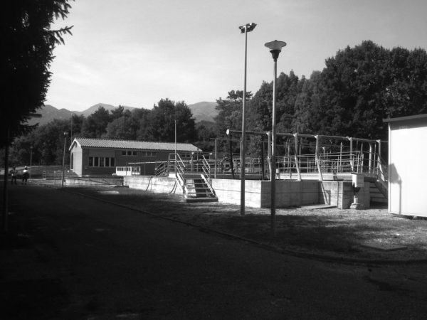 Wastewater treatment plant in Sant Joan de les Abadesses