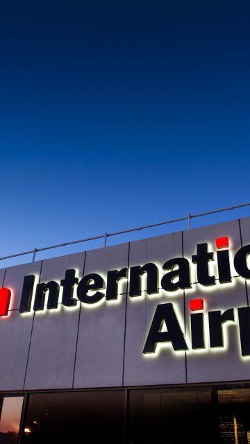 Transformación Aeropuerto de Aberdeen