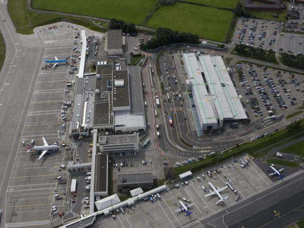 El mayor proyecto de transformación del Aeropuerto de Aberdeen