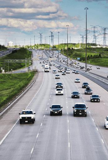 autopista norteamericana