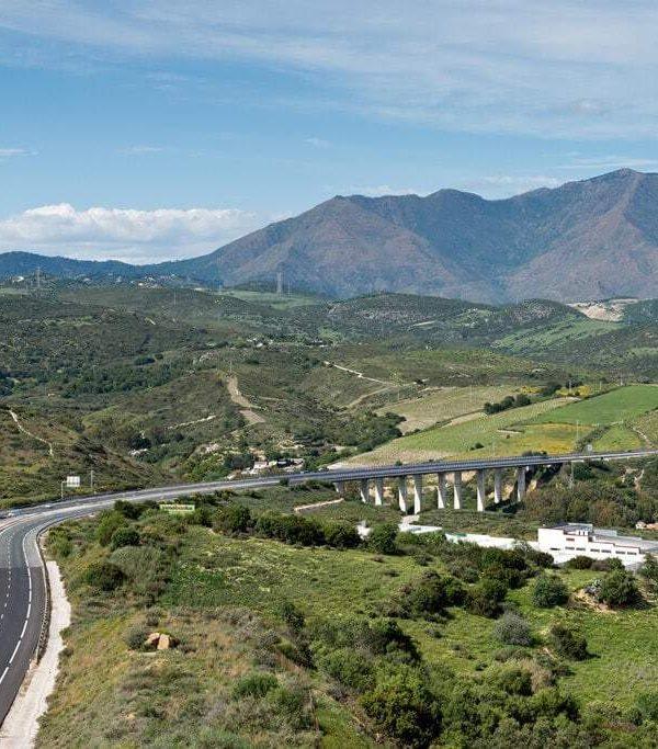 autopista-construida-por-ferrovial-politica-de-sostenibilidad