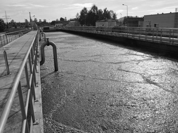 Estación de depuración de aguas residuales en Jelenia Gora - Miejska Oczyszczalnia Scieków