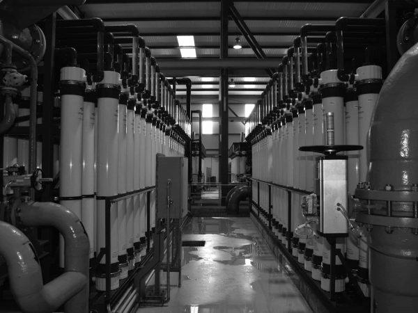 Instalación desaladora de agua de mar en Jorf Lasfar