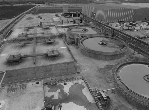 Industrial wastewater treatment plant in SAICA - 4