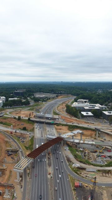 I-285-SR 400 Corridor Improvements, GA