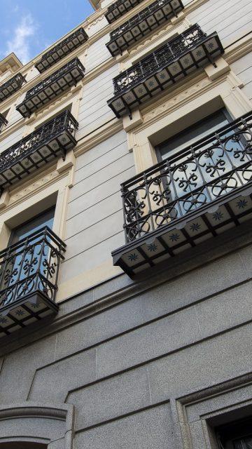 Instalaciones en Castellana 76