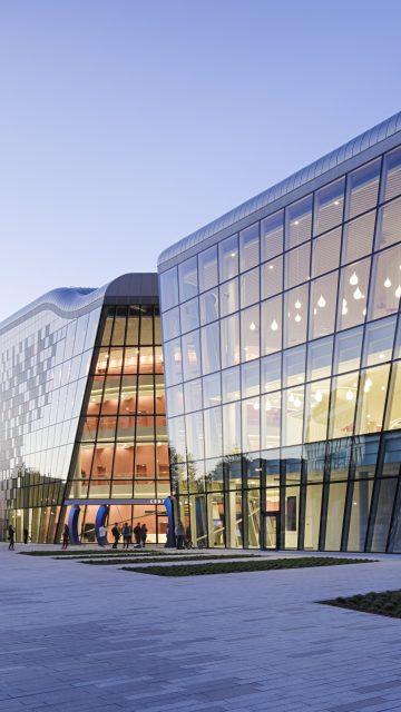 The Ice Kraków Congress Centre (1)