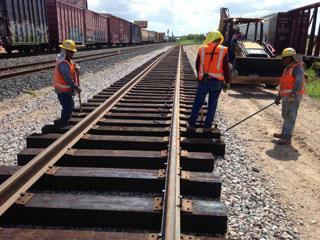 WVR UPRR Rail Spur Relocation (Sugarland)