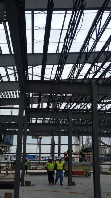 WUH Port of Galveston Cruise Terminal 2 Expansion