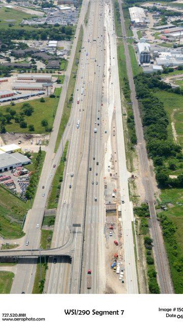 WSI US 290 Segment 7, Texas - US