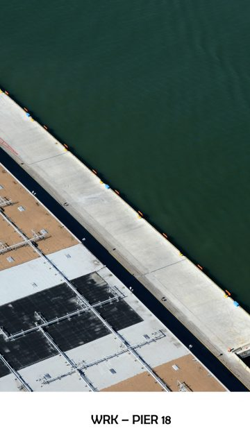 WRK Port of Galveston Pier 18 Wharf Extension, Galveston - US