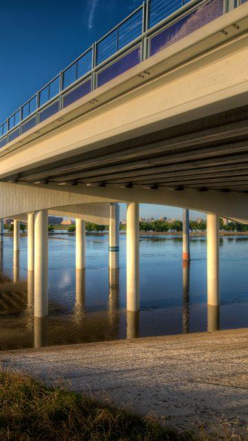 Puente de la avenida Sylvan, Texas