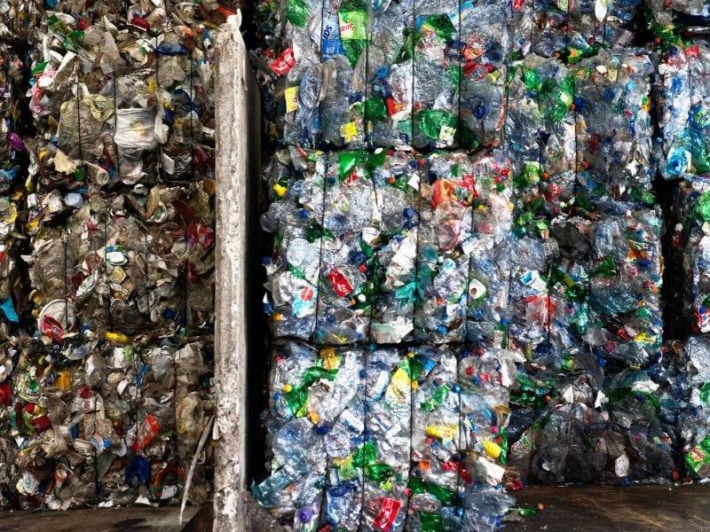 Residuos urbanos recuperación de materiales