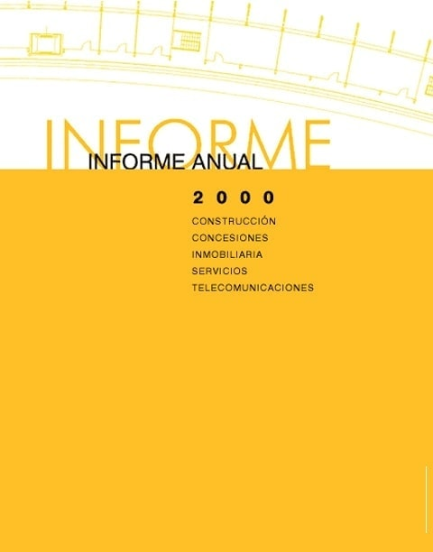 Integrated Annual Report 2000