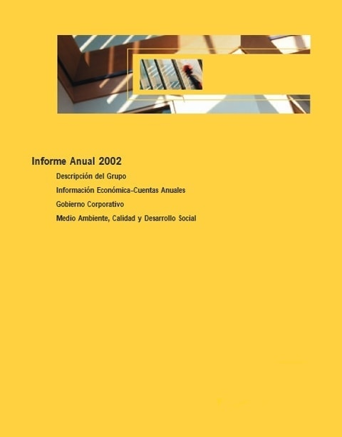 Integrated Annual Report 2002
