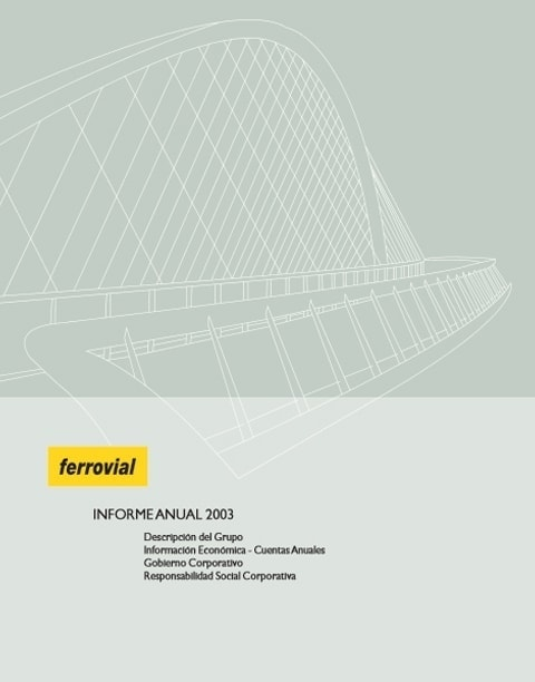 Integrated Annual Report 2003