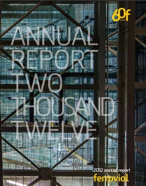 Integrated Annual Report 2012