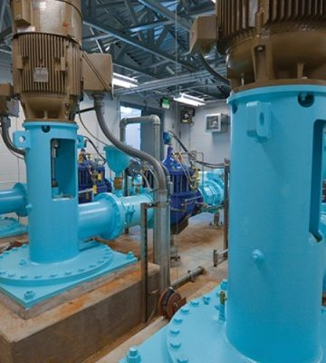 Arkansas Transfer Pump Station