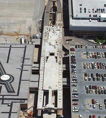 Bush Automated People Mover. Houston