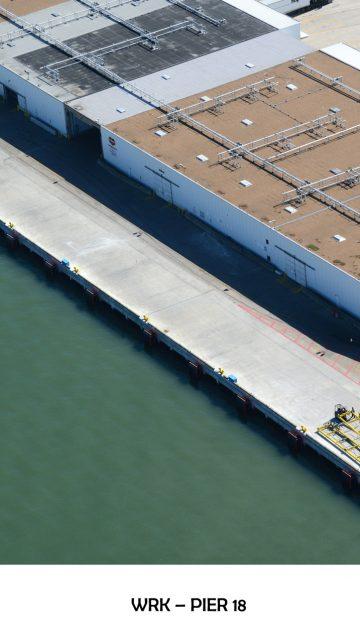 WRK Port of Galveston Pier 18