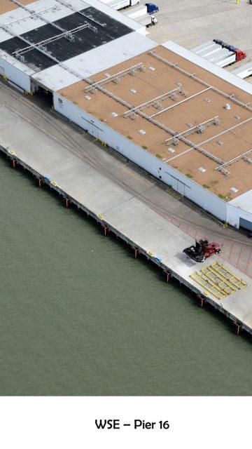 Puerto de Galveston: Muelle 16