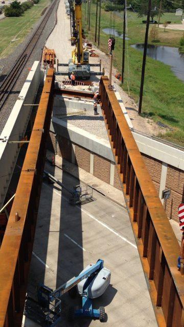 Ramal ferroviario WVR en Sugarland
