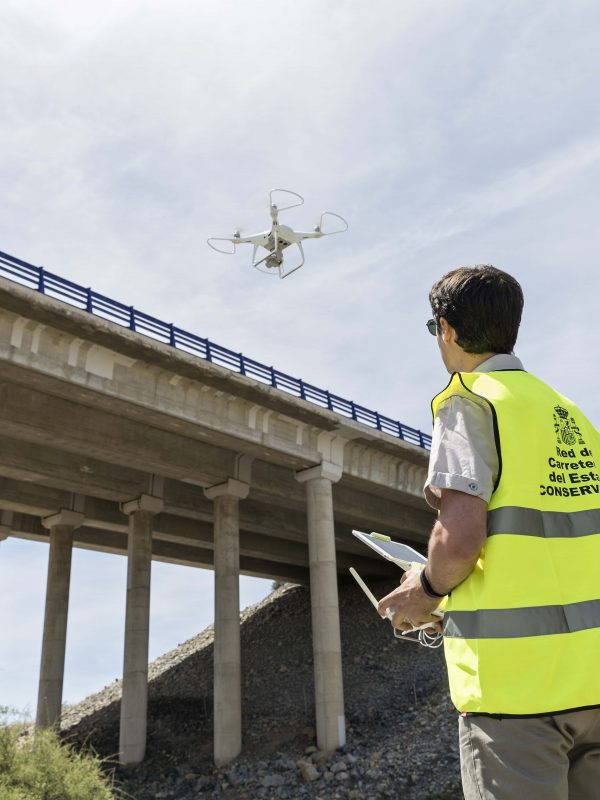 drones innovation ferrovial