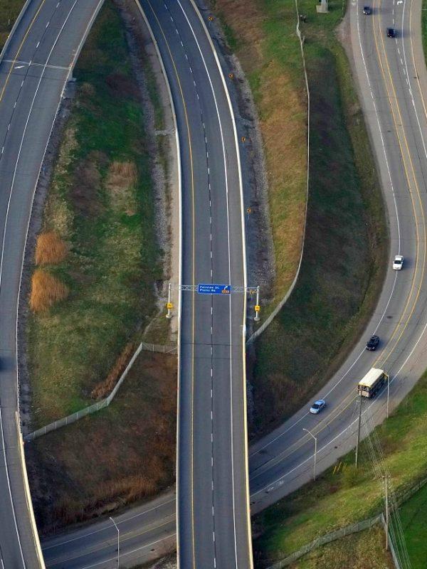 autopistas 407 etr en toronto canadá