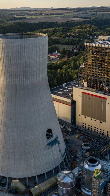 Turów Power Plant, Construction of...