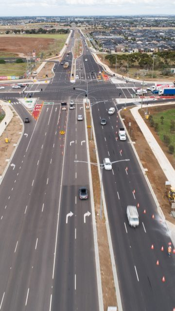 Western Roads Upgrade