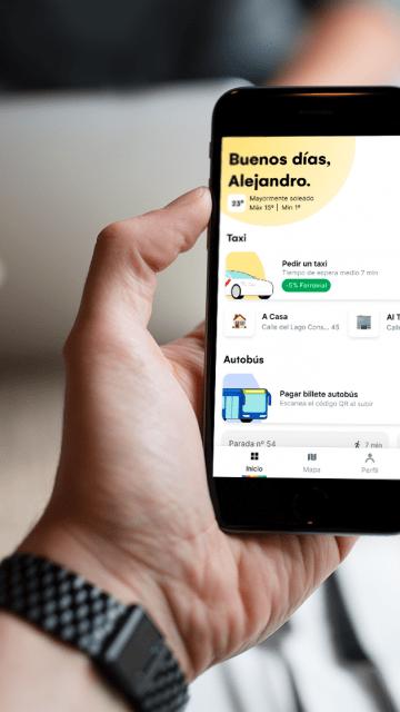 Wondo: la App de movilidad