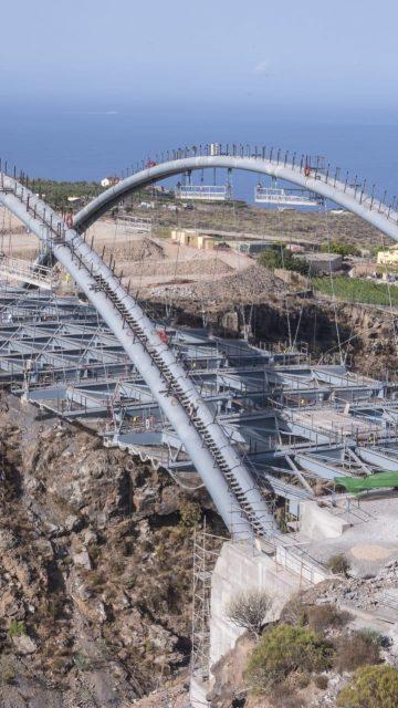 Barranco de Erques Arch Viaduct