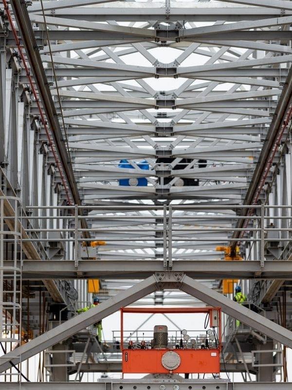 construcción D4r7 en bratislava