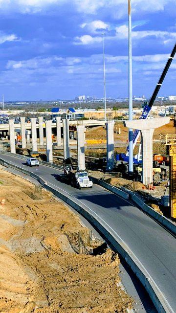 Loop 12 Reconstruction, TX