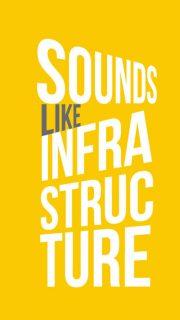 logo podcast ferrovial sounds like infrastructure