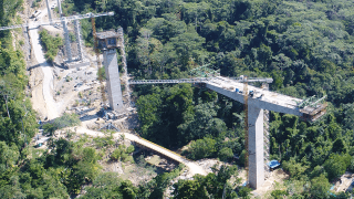 Ruta del Cacao en Colombia Ferrovial