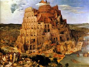 La Torre de Babel, Pieter Brueghel el Viejo
