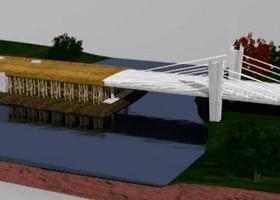 Puente Extradosado Irlanda