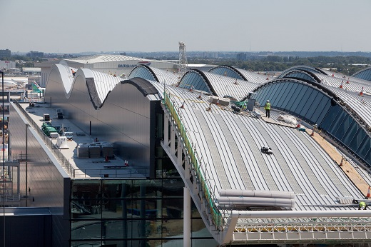 ConstructionTerminal2AHeathrowAirport