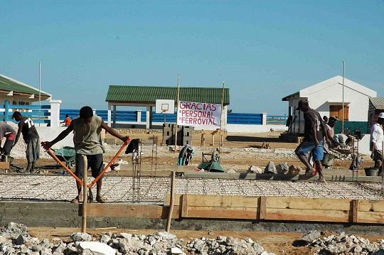 Ferrovial-CSR-Educational-Center-Madagascar-Social-Action