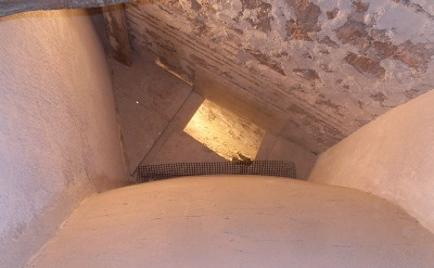 Reparación estructural de la cúpula