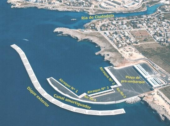 Puerto exterior Ciutadella 2
