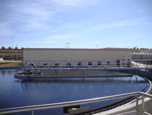 EDAR Almendralejo Tratamiento de Aguas 2 Cadagua Ferrovial Agroman